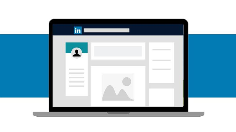 Novo Visual do LinkedIn